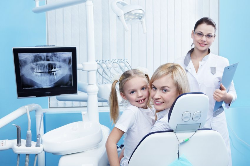 Your Kids and the Dentist