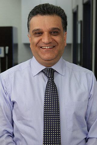 Dr. Hossein Sarrafan